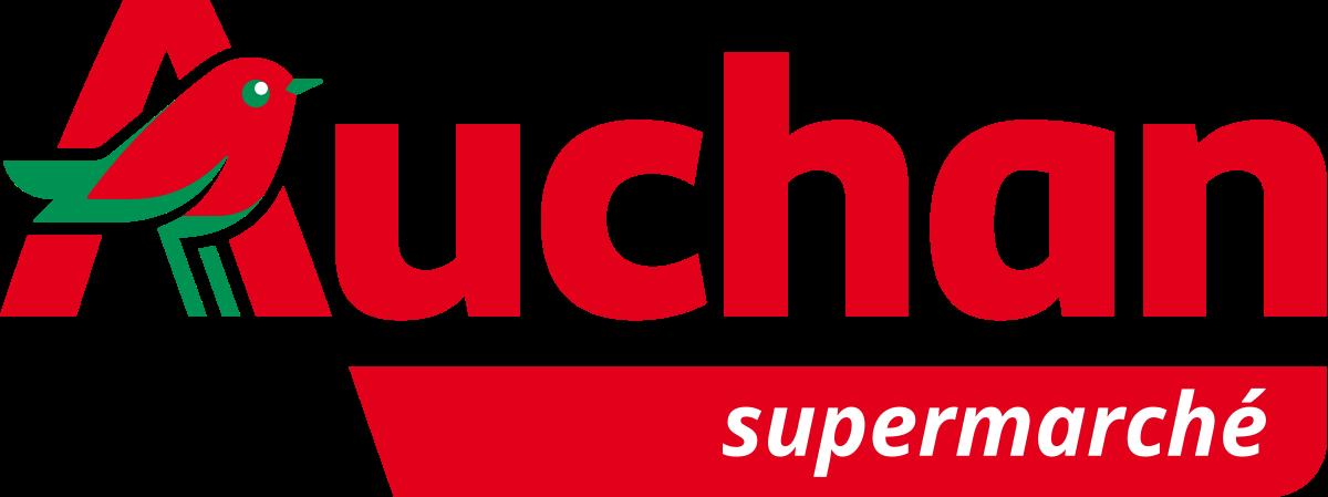 logo Auchan supermarché